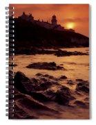 Roches Point, Whitegate, Cork Harbour Spiral Notebook