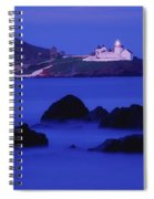 Roches Point, Whitegate, County Cork Spiral Notebook