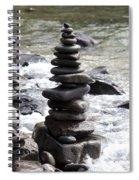 Rock Art Spiral Notebook