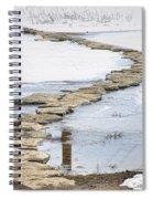 Rock Lake Crossing Spiral Notebook