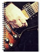 Rockn  Spiral Notebook