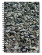 Rocks In Shallow Water Spiral Notebook