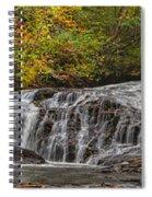 Rocky Cascade Spiral Notebook