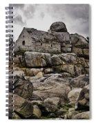 Rocky House Spiral Notebook