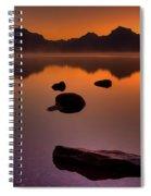 Rocky Mountain Magic-six-fiftyone Am Spiral Notebook