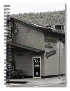 Rod's Steak House Spiral Notebook