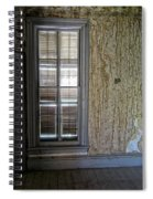 Roe - Graves House Interior - Bannack Ghost Town Spiral Notebook