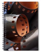 Roll Of Film Spiral Notebook