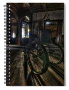 Roll Up Spiral Notebook