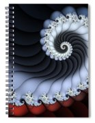 Rolling In The Deep Spiral Notebook
