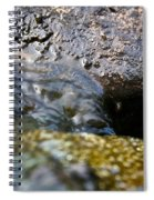 Rolling River Spiral Notebook