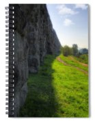 Roman Aqueducts Spiral Notebook