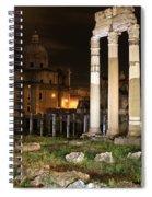 Roman Ruins 1 Spiral Notebook