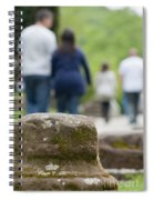 Roman Ruins In Chester Spiral Notebook