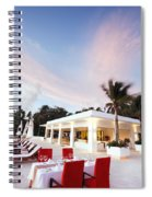 Romantic Place Spiral Notebook