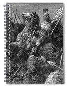 Rome: Belisarius, C537 Spiral Notebook