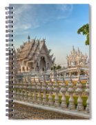 Rong Khun Temple Spiral Notebook
