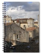 Roof Top View Spiral Notebook