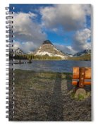 Room To View Spiral Notebook