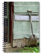 Rooster And Hens Spiral Notebook
