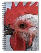 Rooster No. 2 Spiral Notebook