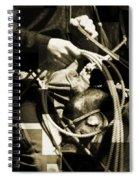 Rope N Ride Spiral Notebook