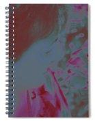 Rose Aroma Spiral Notebook