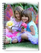 Rose Faeries Spiral Notebook