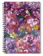 Rose Festival Spiral Notebook