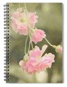 Rose Vine Spiral Notebook