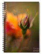 Rosebud Details Spiral Notebook