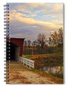 Roseman Bridge Spiral Notebook