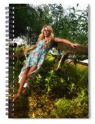 Rosey4 Spiral Notebook
