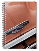 Rosy 52 Spiral Notebook