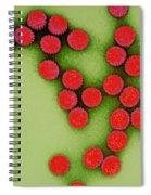 Rotavirus Spiral Notebook