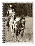 Round-up Spiral Notebook
