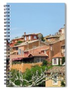 Roussillon In Provence Spiral Notebook