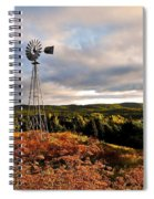 Route 125 Spiral Notebook