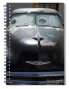 Route 66 And The Cars Movie Spiral Notebook