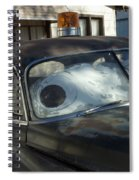 Route 66 Cars Spiral Notebook