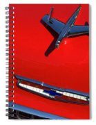 Route 66 Classic Cars 1 Spiral Notebook