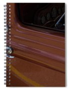 Route 66 Classic Cars 14 Spiral Notebook