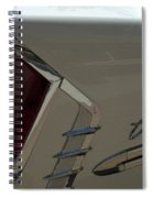 Route 66 Classic Cars 2 Spiral Notebook