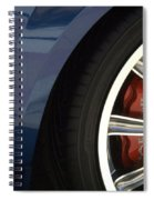 Route 66 Classic Cars 3 Spiral Notebook