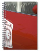 Route 66 Classic Cars 5 Spiral Notebook