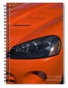 Route 66 Classic Cars 8 Spiral Notebook