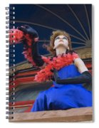 Route 66 Hotel Charmer Spiral Notebook