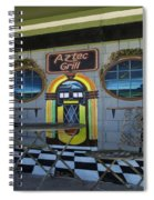 Route 66 Mural Seligman Spiral Notebook