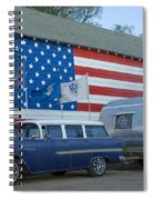Route 66 Nomad Spiral Notebook