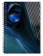 Route 66 Show And Go Spiral Notebook